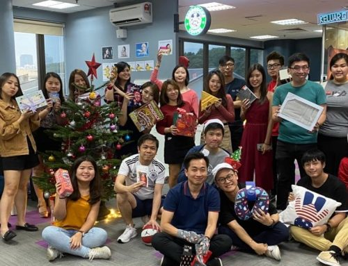 Monthly Activity Highlights – Christmas Gift Exchange Party